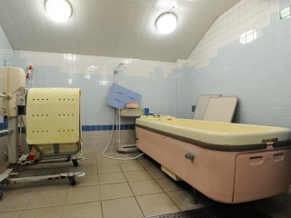 八木病院 浴室