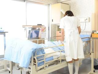 八木病院 病室