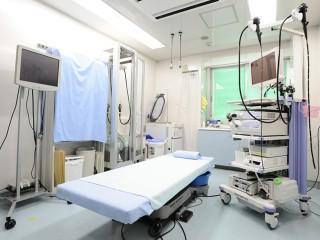八木病院 内視鏡室