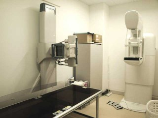 八木病院 レントゲン室
