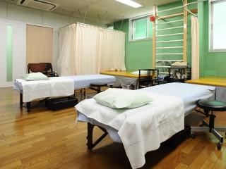 八木病院 リハビリテーション室