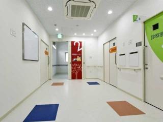 八木病院 診察室